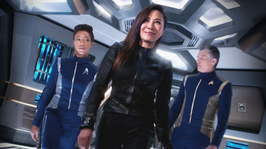 Star Trek: Discovery - 1 novo episódio