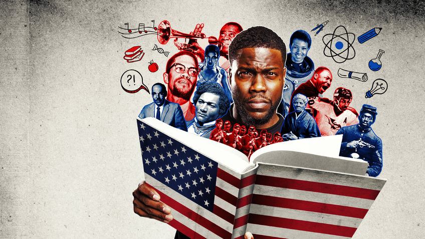 Kevin Hart's Guide to Black History - Netflix