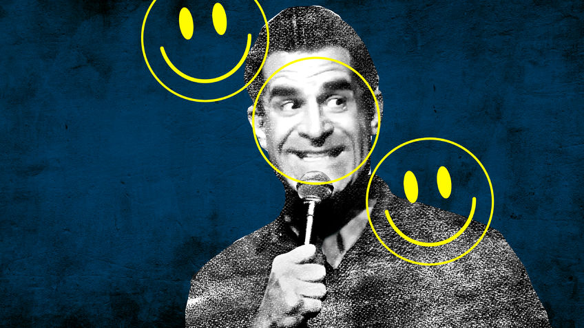 Todd Glass: Act Happy - Netflix