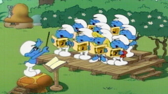 Episode 25: Crooner Smurf / All the News That's Fit to Smurf